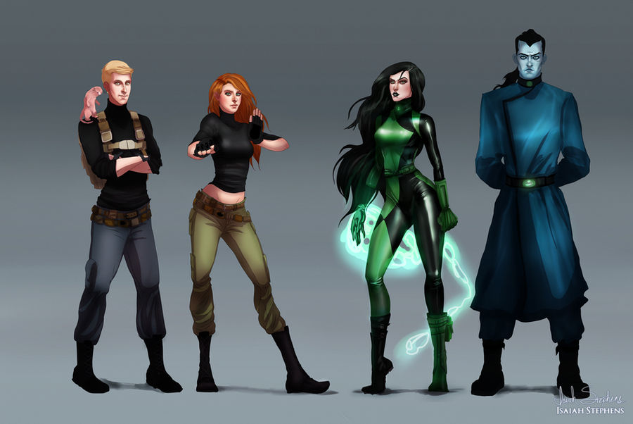 All Grown Up: Kim Possible