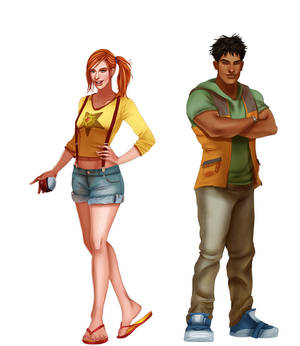 All Grown Up Pokemon Preview: Misty and Brock