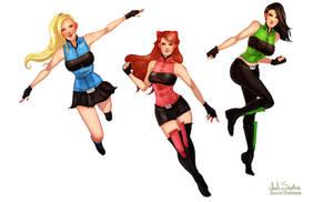 All Grown Up: Powerpuff Girls
