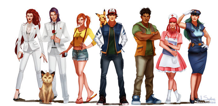 All Grown Up: Pokemon