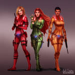 All Grown Up: Totally Spies