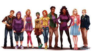 All Grown Up: As Told by Ginger by IsaiahStephens