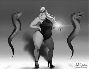 Disney Halloween: Ursula