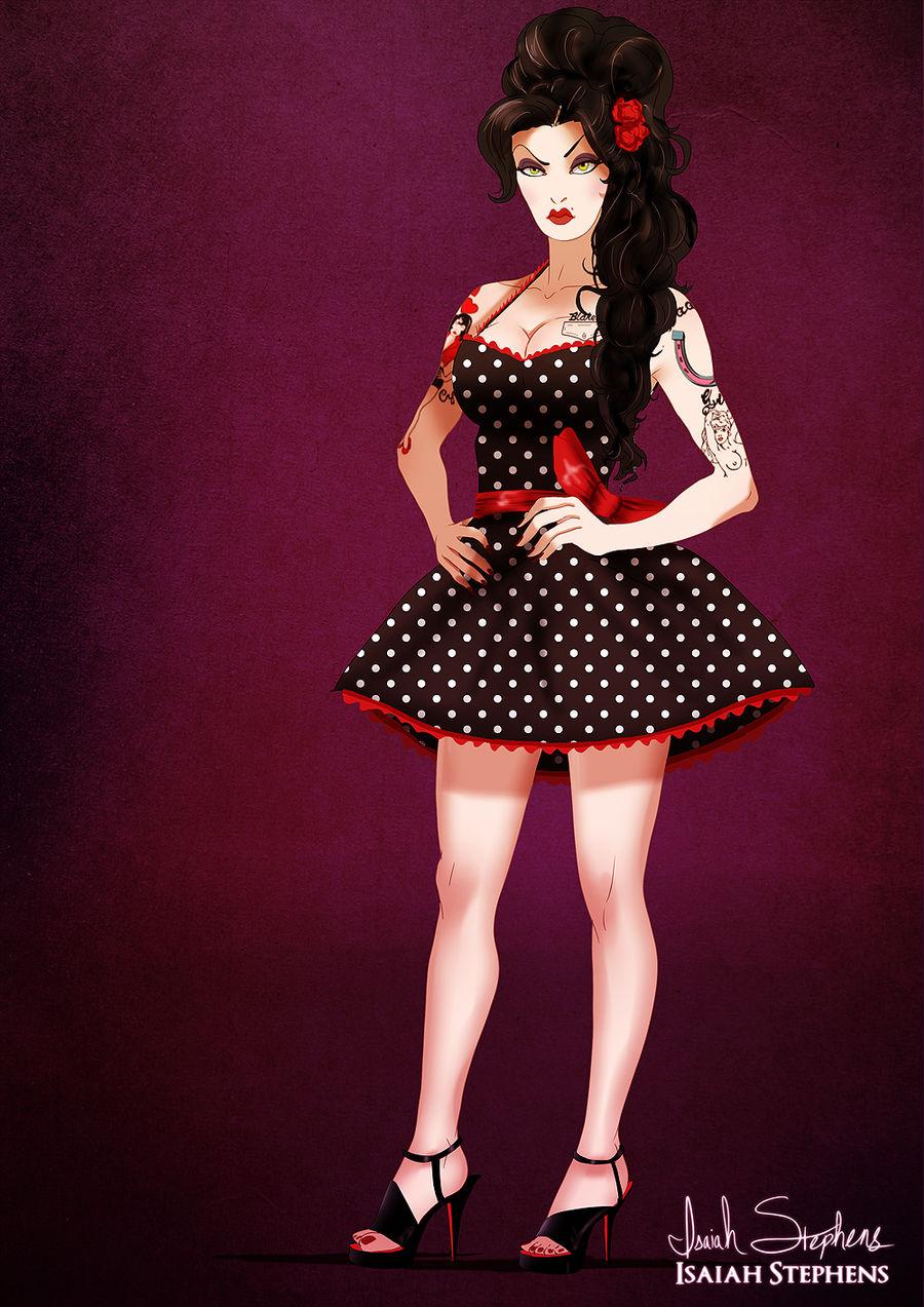 Disney Halloween: The Evil Queen by IsaiahStephens