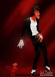 Disney Halloween: Jafar by IsaiahStephens