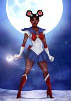 Black Sailor Moon by IsaiahStephens