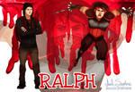 Human Ninja Turtles: Ralph