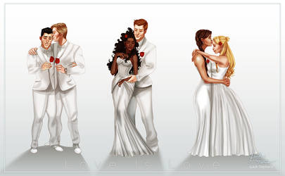 Love is Love by IsaiahStephens