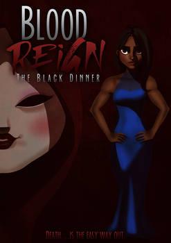 Blood Reign: Quinn Kerrantoni by IsaiahStephens