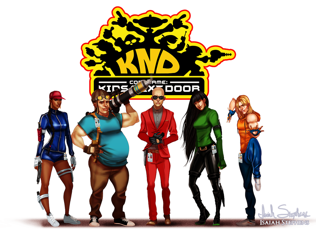 All Grown Up Kids Next Door by IsaiahStephens ...  sc 1 st  Isaiah Stephens - DeviantArt & All Grown Up: Kids Next Door by IsaiahStephens on DeviantArt