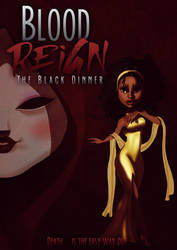 Blood Reign: Darla Flutie by IsaiahStephens