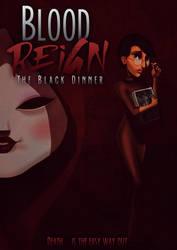 Blood Reign: Greta Moss by IsaiahStephens