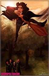 One Fly Ahead by IsaiahStephens