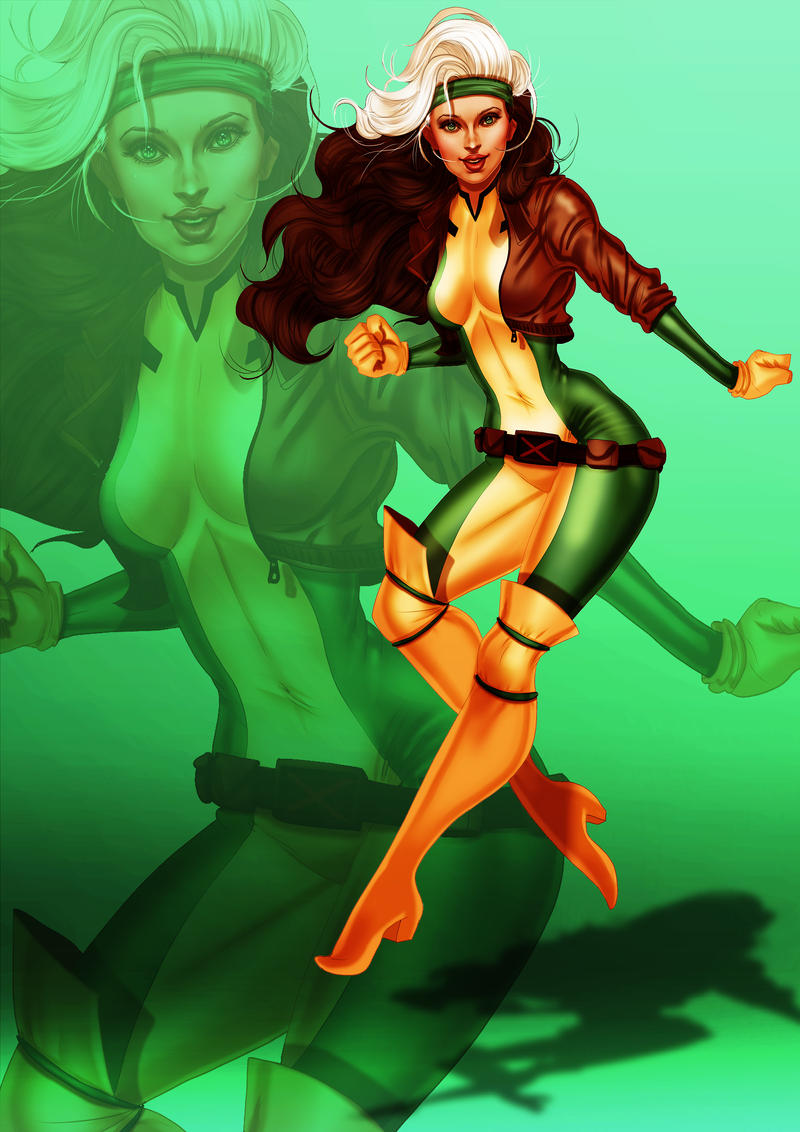 90s Rogue by IsaiahStephens