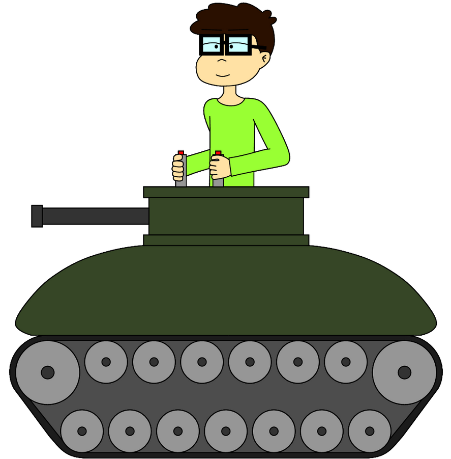 Angry-Signs with a Tank by Belinda-Emily-Back