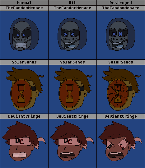 SolaricDeNace's heads idea by Belinda-Emily-Back