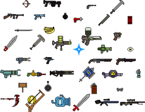Weapons Arsenal (ASvtH2)