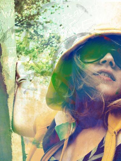 Self Portrait by ashalielee