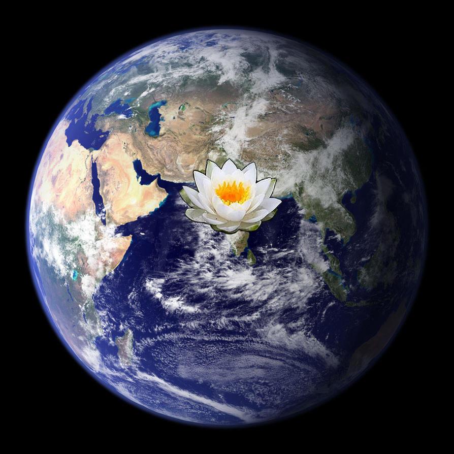 Earth !!! by IAmAlan