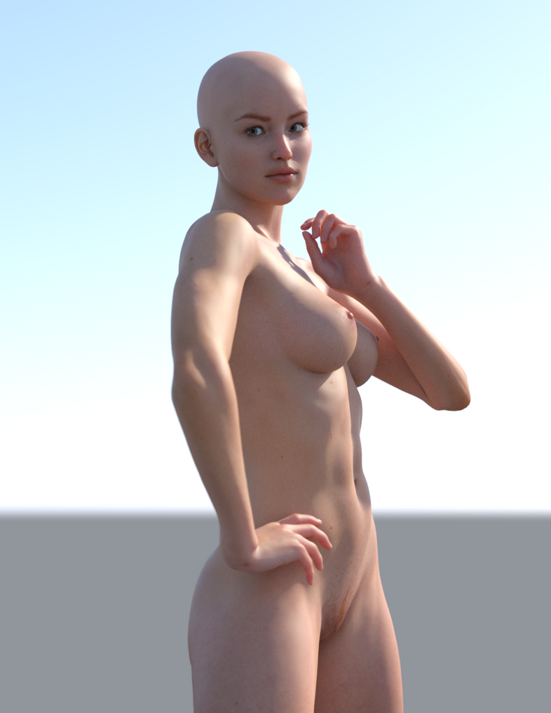 Victoria 6 HD [Shader skin for Iray] by AstuceMan