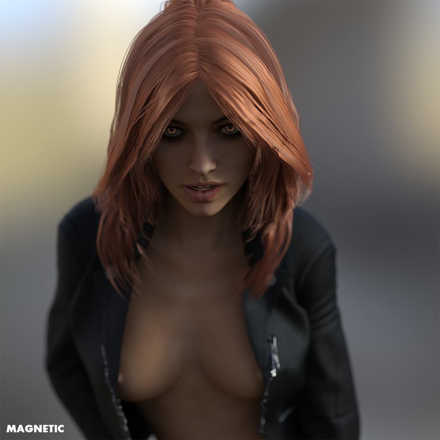 Magnetic by AstuceMan