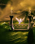 Fantasy nature by ahmedmohe
