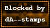 dA--stamps