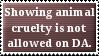 Animal cruelty by Love-Murder