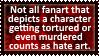 OMG Y DID U DRAW DAT, U MUST BE HATIN by Love-Murder
