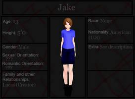 Jake Bio by KataTheDerp