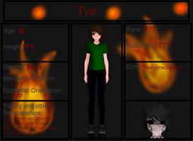 Tyo Bio by KataTheDerp