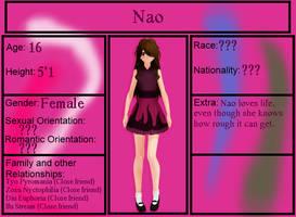 Nao Bio by KataTheDerp
