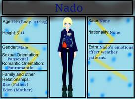 Nado Bio by KataTheDerp
