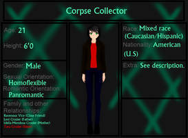 Corpse Collector Bio by KataTheDerp