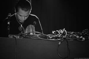 Mike Patton and ZU_ by aurorademasi