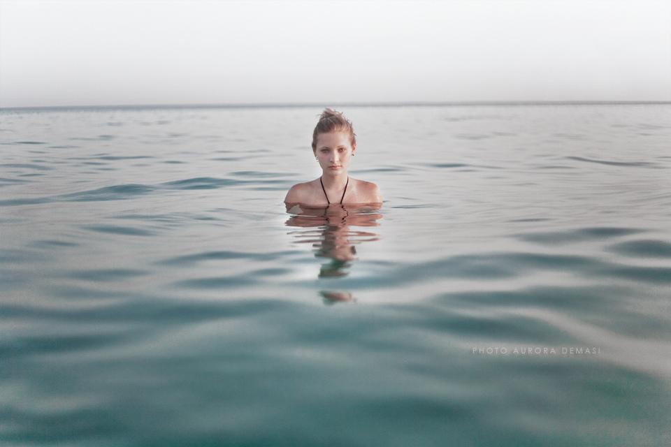 empty sea by aurorademasi