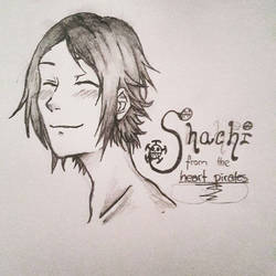 Shachi from the Heart pirates