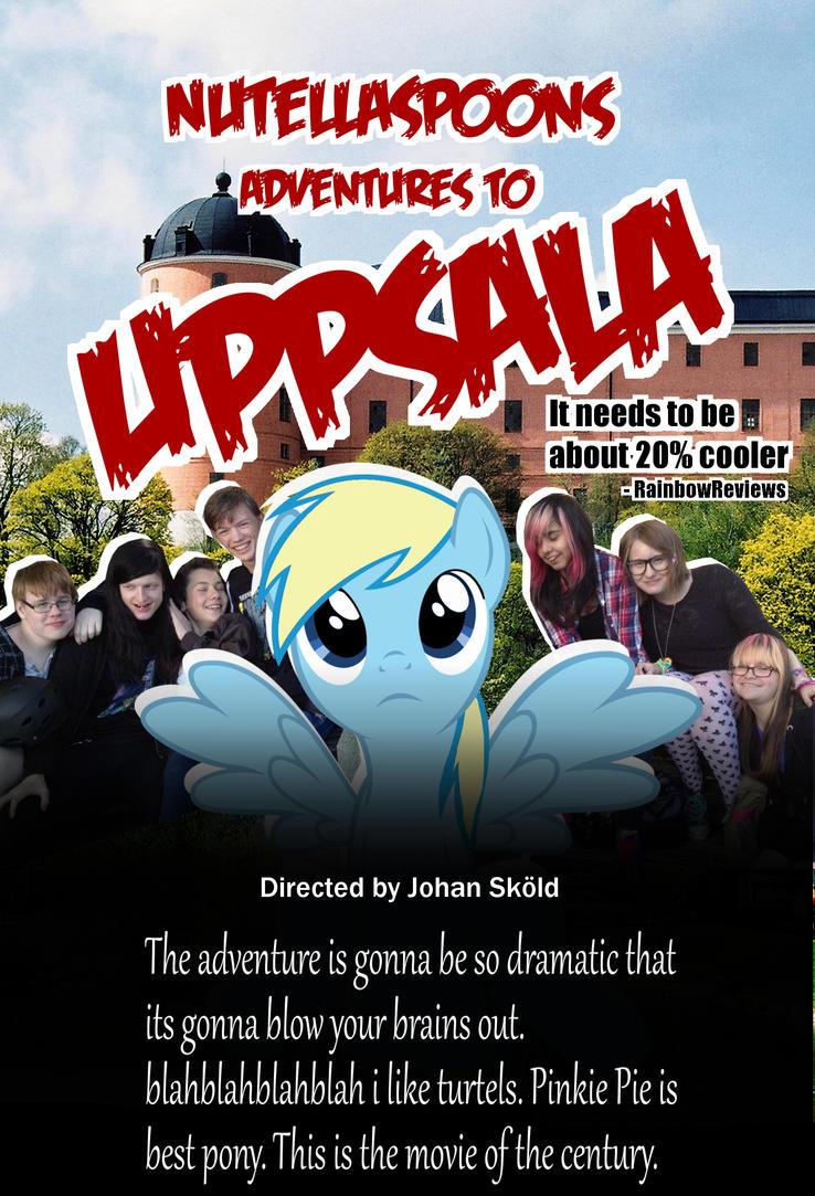 UPPSALA! by NutellaSpoon