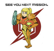 See You Next Mission! by CrackaWindow