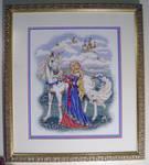 M'lady and the Unicorn