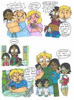 Request - NoahXOwen Family momments by Abrigedfoamy