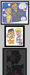 Total Drama - Three pictures involving age by Abrigedfoamy
