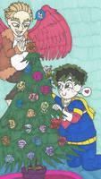 Xmas Advent day 5 - Heroic Undertakings
