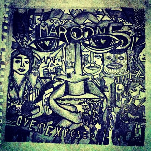 maroon 5 overexposed album download zip deviantart