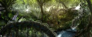 jungles installation