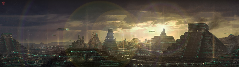 Tikal by TheArtofSaul