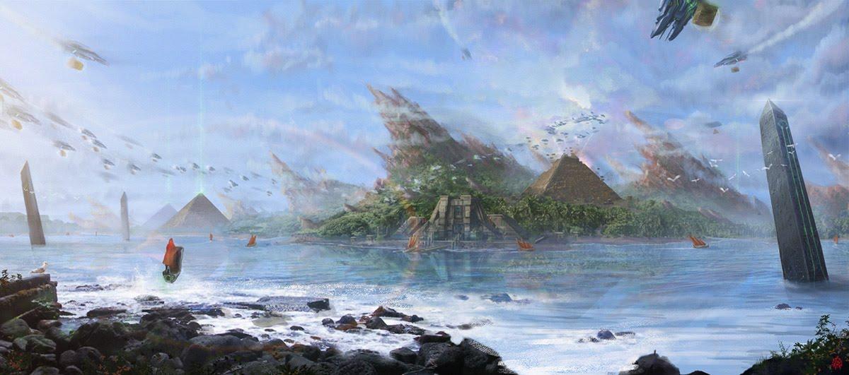 Pre-Deluvian by TheArtofSaul