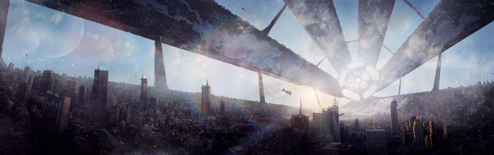 Oneill Cylander by TheArtofSaul