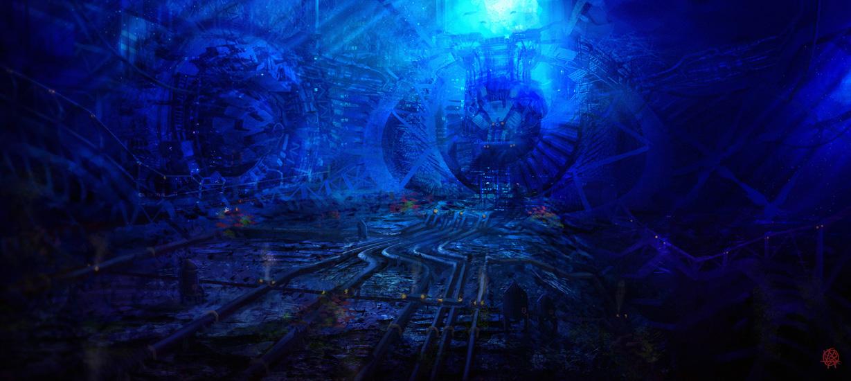 Indigo Blues By Theartofsaul On Deviantart