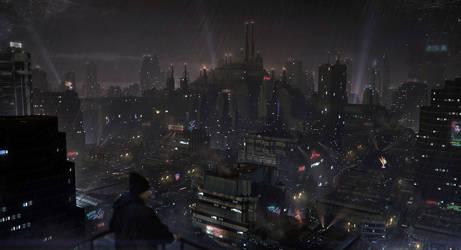 Slums by TheArtofSaul